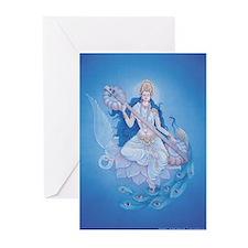 Saraswati Card (Pk of 10)