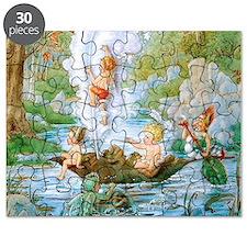Sailor Boy Fairies! Kids Puzzle