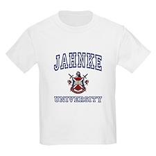 JAHNKE University T-Shirt