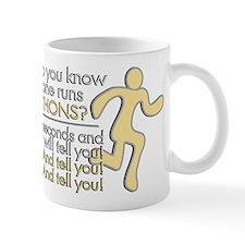 Marathons How You Know Mugs