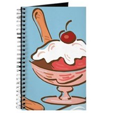 Ice Cream Sundae Journal