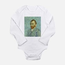 Vincent Van Gogh Self Portrait Body Suit