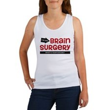 Brain Surgery Women's Tank Top