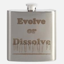 Evolve or Dissolve Flask
