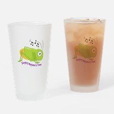 Natures Tune Drinking Glass