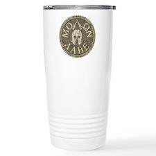 Molon Labe, Come and Take Them Travel Mug