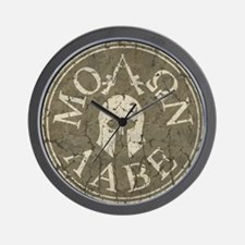 Molon Labe, Come and Take Them Wall Clock