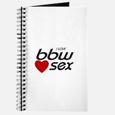 bbw sex Journal