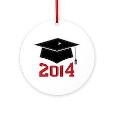 2014 Graduate Ornament (Round)