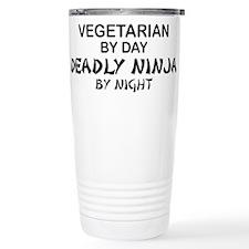 Unique Vegetarian Travel Mug