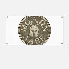 Molon Labe, Come and Take Them Banner