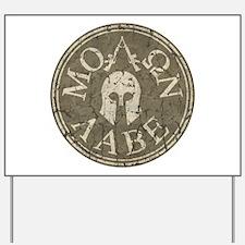 Molon Labe, Come and Take Them Yard Sign
