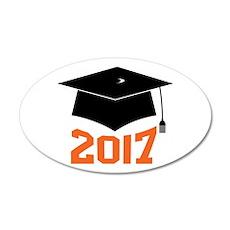 2017 Graduate Wall Decal