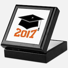 2017 Graduate Keepsake Box