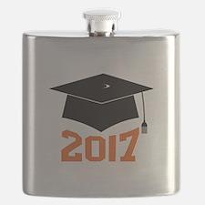 2017 Graduate Flask