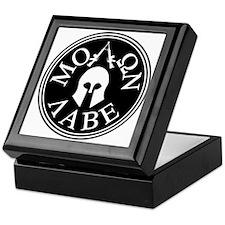 Molon Labe, Come and Take Them Keepsake Box