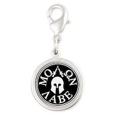 Molon Labe, Come and Take Them Charms