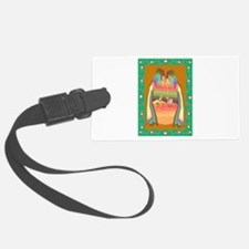 cave of jewels Luggage Tag