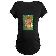 cave of jewels Maternity T-Shirt