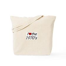 1970's Tote Bag