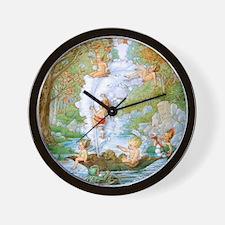 Funny Fairy tales Wall Clock