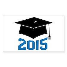 2015 Graduate Decal