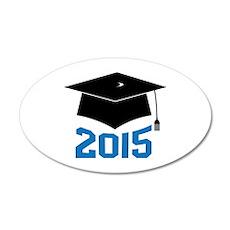 2015 Graduate Wall Decal