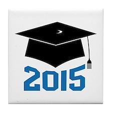 2015 Graduate Tile Coaster