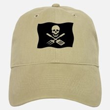 Grill Pirate Baseball Baseball Cap