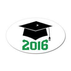 2016 Graduate Wall Decal