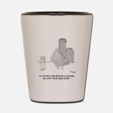 Solar Cartoon 0747 Shot Glass