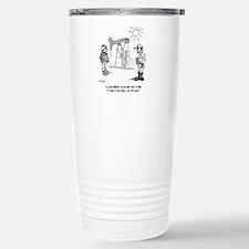 Solar Cartoon 1651 Stainless Steel Travel Mug