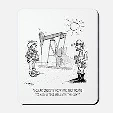 Solar Cartoon 1651 Mousepad