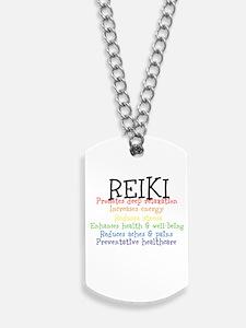 REIKI Dog Tags