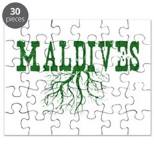 Malaysia Roots Puzzle