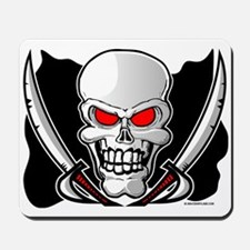 Pirate Flag - Jolly Roger Mousepad