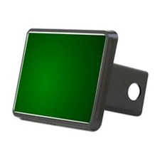 Hunter Green gradient Hitch Cover