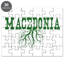 Macedonia Roots Puzzle