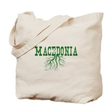 Macedonia Roots Tote Bag