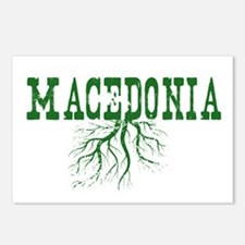Macedonia Roots Postcards (Package of 8)