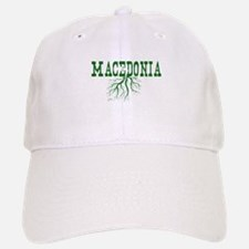 Macedonia Roots Baseball Baseball Cap