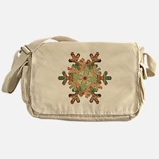 Unique Sage Messenger Bag