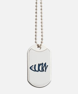 Her Cucky Dog Tags
