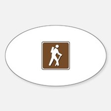 Hiker Decal