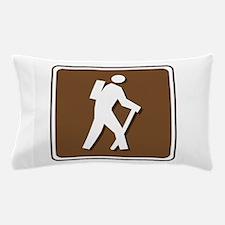 Hiker Pillow Case