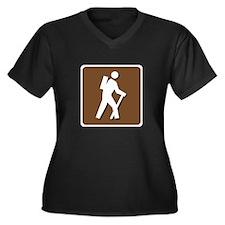 Hiker Plus Size T-Shirt