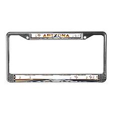 Le Bear Arizona 2A - License Plate Frame