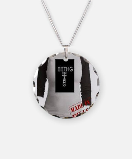 #eethg shirt in shirt Necklace