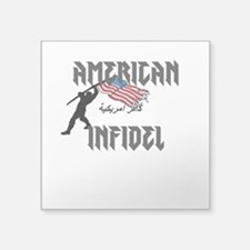 AMERICAN INFIDEL 2 Sticker