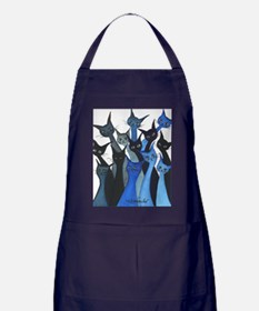 Escondido Stray Cats Apron (dark)